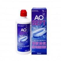 【Alcon 愛爾康】AO耶歐雙氧保養液360ml